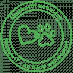 Állatbarát weboldal logo